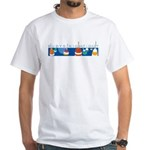 Buoys Night Out White T-Shirt