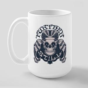 Further Still Large Mug