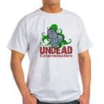 Undead Exterminators Light T-Shirt