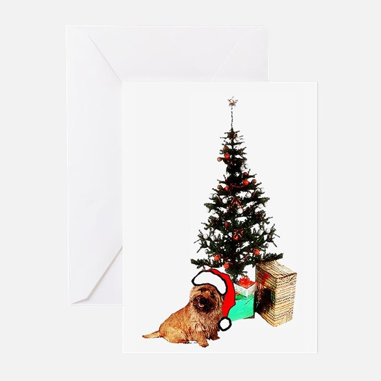 Cairn Christmas Greeting Cards (Pk of 10)