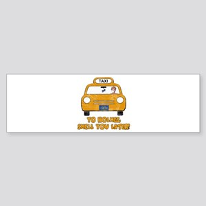 Fresh Prince Of Bel Air Bumper Sticker