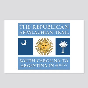 Appalachian Argentina Postcards (Package of 8)