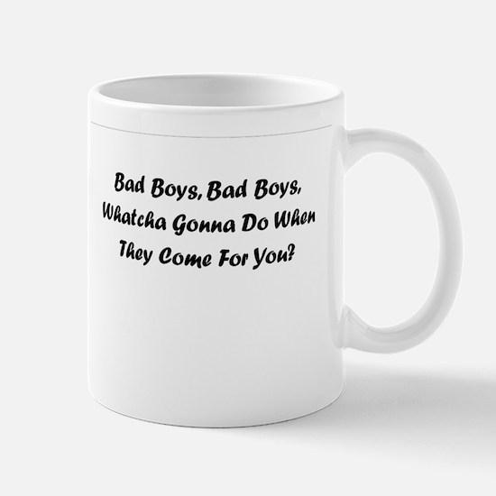 Cute Cop Mug