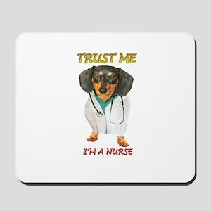 Nurse Dox Mousepad