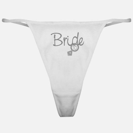 Bride '10 (ring) Classic Thong