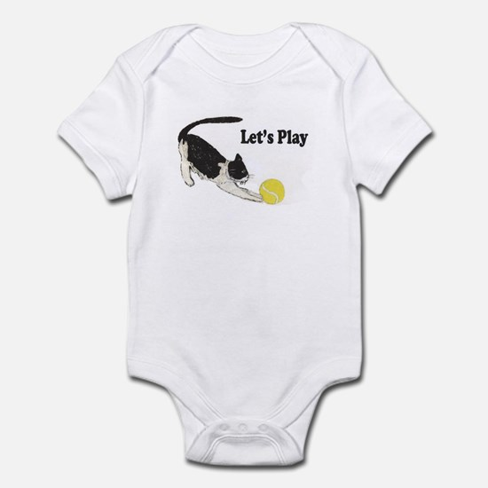 Lets Play Infant Bodysuit