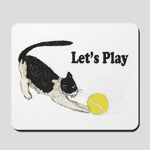 Lets Play Mousepad