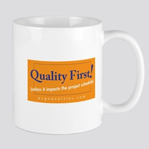 Quality-First-2  Mugs