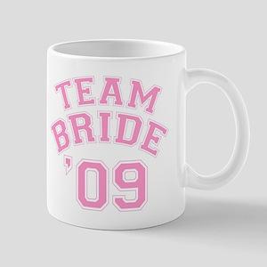 Team Bride '09 (sporty) Mug