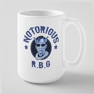 Notorious RBG III Stainless Steel Travel Mugs