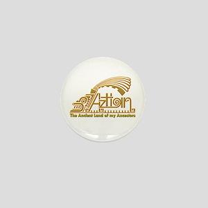 Aztlan-1 Mini Button