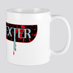 Dexter Black Blade Mug