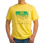 KNOTS Nod to Scouting Founders Yellow T-Shirt