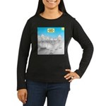 KNOTS Nod to Scou Women's Long Sleeve Dark T-Shirt