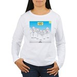 KNOTS Nod to Scouting Women's Long Sleeve T-Shirt