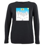 KNOTS Nod to Scouting Fo Plus Size Long Sleeve Tee
