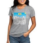 KNOTS Nod to Scouting Fou Womens Tri-blend T-Shirt