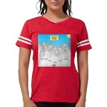 KNOTS Nod to Scouting Founde Womens Football Shirt
