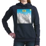 KNOTS Nod to Scouting Fo Women's Hooded Sweatshirt