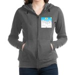 KNOTS Nod to Scouting Founders Women's Zip Hoodie