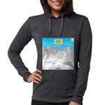 KNOTS Nod to Scouting Founders Womens Hooded Shirt