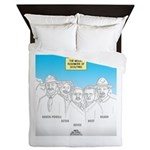KNOTS Nod to Scouting Founders Queen Duvet