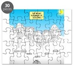 KNOTS Nod to Scouting Founders Puzzle