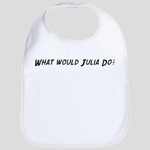 What would Julia do? Bib
