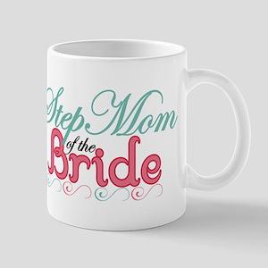 Step Mom of the Bride Mug