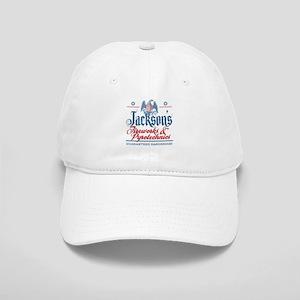 Jackson's Funny Fireworks Company Name Cap