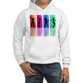 Dance into the groove Sweatshirt
