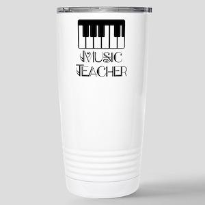 Classic Music Teacher Stainless Steel Travel Mug