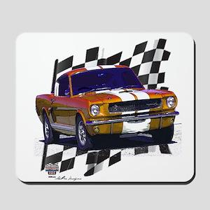 1966 Mustang Mousepad