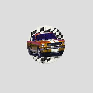 1966 Mustang Mini Button