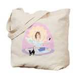 Busy Zen Mom Tote Bag