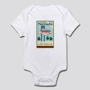 Travel Nevada Infant Bodysuit