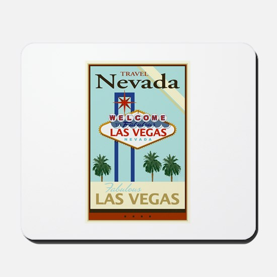 Travel Nevada Mousepad