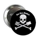 """2.25"""" Pirate Button"""