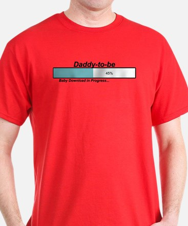 Download Daddy to Be T-Shirt