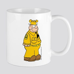 Sergeant Snorkel Mug