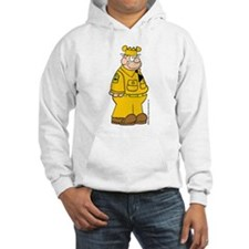 Sergeant Snorkel Hooded Sweatshirt