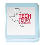 Tech Terry Lubbock baby blanket