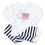 Tech Terry Lubbock Toddler Pajamas