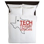 Tech Terry Lubbock Queen Duvet