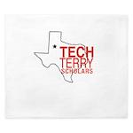 Tech Terry Lubbock King Duvet