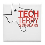 Tech Terry Lubbock Tile Coaster