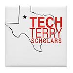 Tech Terry Lubbock Tile Coaster