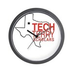 Tech Terry Lubbock Wall Clock