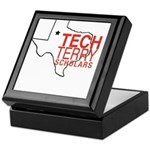 Tech Terry Lubbock Keepsake Box