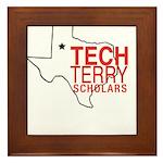 Tech Terry Lubbock Framed Tile